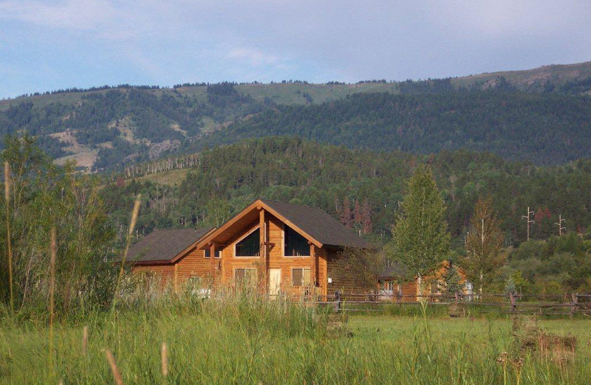 Rockin' M Ranch | Lodging & Cabin Rentals Jackson, WY | Home